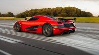 Koenigsegg готви революция с гориво от вулкани