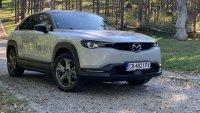 Обратът на Mazda: тестваме електрическата MX-30