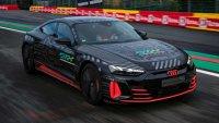 Audi показа първия си RS-модел на ток