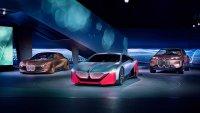 BMW представи електрическото си бъдеще