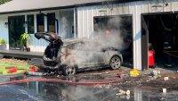 Chevrolet Bolt се оказа опасен за околните