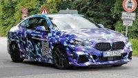 BMW готви компактно купе с 4 врати