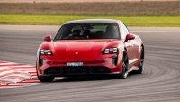 Porsche Taycan Turbo S постави още един рекорд на писта