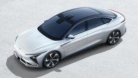 Онлайн-гигантът Alibaba представи първия си автомобил