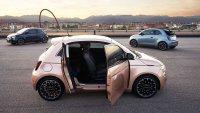 Електрическият Fiat 500 получи интересна опция