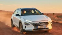 Водороден Hyundai постави рекорд сред електромобилите