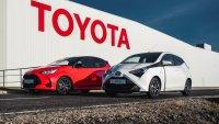 Toyota отчете най-голям спад на производството от 10 години