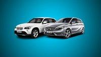 Коли на старо - BMW X1 или Mercedes-Benz B-Class?