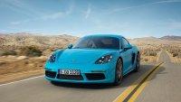 Още два модела на Porsche стават напълно електрически