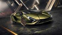 Магията на цифрите или защо Lamborghini пусна Sian в малък тираж?