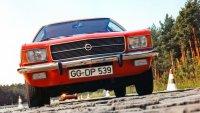Opel Rekord D - eдна легенда на половин век