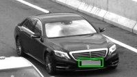 Монахиня гази правилника с Mercedes за 118 000 евро