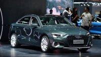 Audi за първия път удължи A3