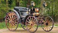 Автомобил на 125 години премина успешно технически преглед