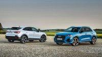 Audi представи компактен хибриден SUV
