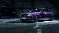 Rolls-Royce представи най-спортната кола в историята си