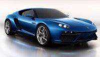Lamborghini разработва модел на ток с 4 места