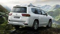 """Toyota успя да """"спаси"""" производството на Land Cruiser 300"""