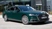 В Audi не виждат смисъл от електрическо A8
