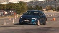 Audi A3 също се провали на Лосовия тест