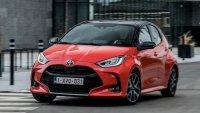 Toyota Yaris измести VW Golf от върха в Европа