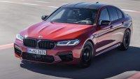 Колко е бързо BMW M5 Competition в реални условия?