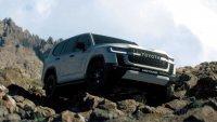 Toyota показа новия Land Cruiser извън пътя