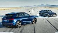 """Audi представи """"напомпаните"""" e-tron S и e-tron S Sportback"""
