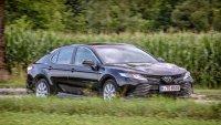 Toyota Camry се отказва от борбата в Германия