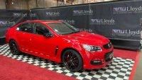 """Последната кола"" на Holden се продаде за половин милион долара... погрешка"