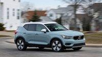 Volvo прави кросоувър по-малък от XC40