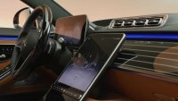 Mercedes разкри напълно интериора на новата S-Class
