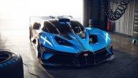 Bugatti показа най-екстремната кола в историята си
