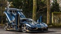 Среща на 5 млн. долара - две уникални коли на Koenigsegg на едно място