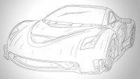 Бившият дизайнер на Porsche направи суперкола