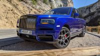 Rolls-Royce Cullinan Black Badge: Творение в черно (тест)