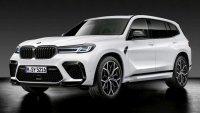 Най-мощният модел на BMW ще е стандартен SUV