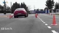 """Новият Mercedes-Benz CLA се изложи на """"Лосовия тест"""""""