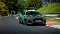"Новото Audi RS3 подобри рекорда на ""Нюрбургринг"""