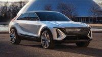 Cadillac представи електрическия си кросоувър