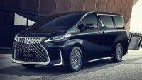 Lexus направи първия миниван в историята си (ВИДЕО)