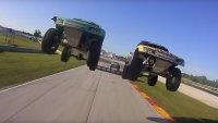 Това ли е най-зрелищното автомобилно състезание в света?