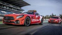 Mercedes-AMG все пак остава на служба във Формула 1