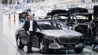 Mercedes-Benz произведе 50 милиона автомобила