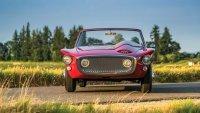 Най-красивите асиметрични коли в историята