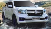 Nissan Navara стана електромобил