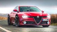 Първият електромобил на Alfa Romeo ще бъде купе