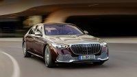 Daimler обяви цените на най-мощния Maybach S-Class за Европа