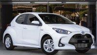 Toyota Yaris стана екован с хибридно задвижване