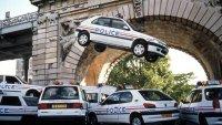 Любимите коли на френската полиция
